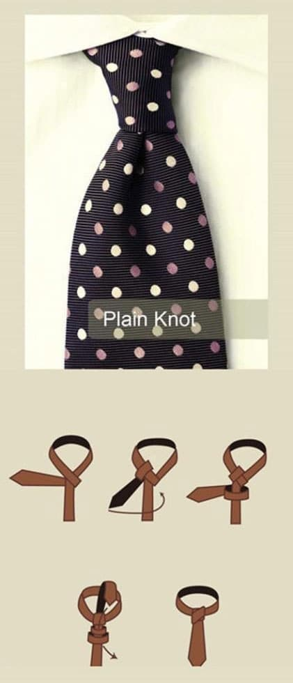 PLAIN-KNOT-NOEUD-DE-CRAVATE-8